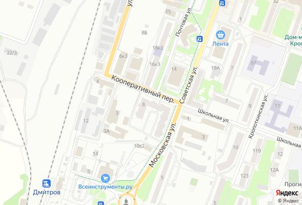 ЖК На Московской