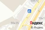 Схема проезда до компании Алмазный в Москве