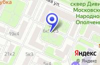 Схема проезда до компании КОННО-СПОРТИВНЫЙ КЛУБ ЭКВИВЕТ в Москве