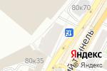 Схема проезда до компании Строй Русь Партнёр в Москве