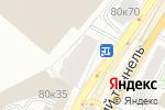 Схема проезда до компании Веб Софт Шоп в Москве