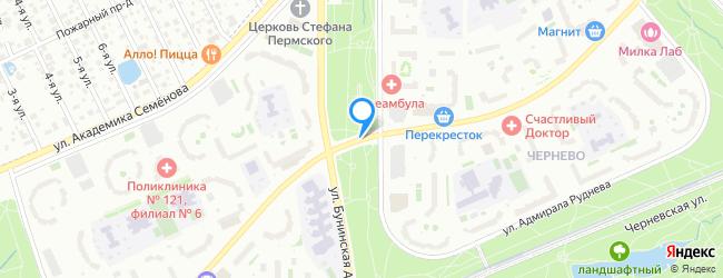 улица Адмирала Лазарева