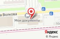 Схема проезда до компании ФИАММ Индастриал РУС в Москве