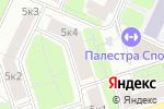 Схема проезда до компании Спецсистемсервис в Москве