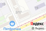 Схема проезда до компании Алмари в Москве