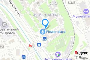 Снять однокомнатную квартиру в Москве м. Фили, Новозаводская улица, 2к1, подъезд 1