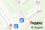 Схема проезда до компании Ломбард Время в Москве