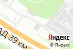 Схема проезда до компании АгроДиалог в Москве