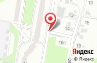 Схема проезда до компании АльфаСтрахование в Подольске