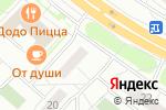 Схема проезда до компании Магазин строительных товаров в Москве