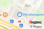 Схема проезда до компании Мастерская по замене батареек в Москве