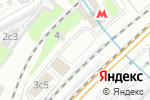 Схема проезда до компании Кондитерский рай в Москве
