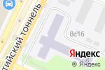 Схема проезда до компании НИИ нормальной физиологии им. П.К. Анохина в Москве