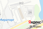 Схема проезда до компании Night-Moto в Москве