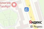 Схема проезда до компании Центр культуры Хорошевский в Москве