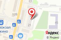 Схема проезда до компании Производственно-Коммерческая Фирма  в Щекино