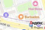 Схема проезда до компании Лингво Сервис в Москве