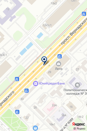 ОПТИЧЕСКАЯ КОМПАНИЯ CONTACTLINZ на карте Москвы