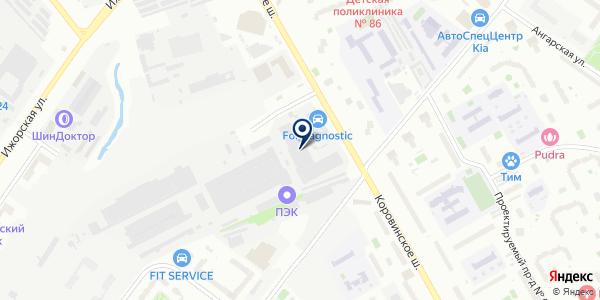 КОНДИТЕРСКИЙ МАГАЗИН КОЛОБОК на карте Москве