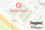 Схема проезда до компании Мастер мороза в Москве