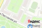 Схема проезда до компании Атлант-Безопасность в Москве