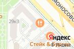 Схема проезда до компании Кредит Керамика в Москве