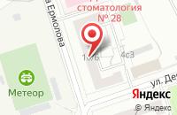 Схема проезда до компании Грундфос в Пятигорске