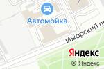 Схема проезда до компании Butik-dog в Москве