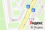 Схема проезда до компании ВДОАМ в Москве