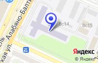Схема проезда до компании ПТФ МЕДИНФОРМФИЛЬМ в Москве