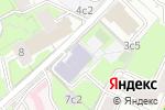 Схема проезда до компании Центр дополнительного образования в Москве