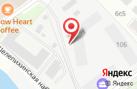 Схема проезда до компании Специализированный Туроператор в Москве