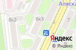 Схема проезда до компании Helis-tour в Москве