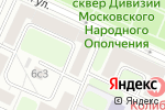 Схема проезда до компании Жилищник района Сокол в Москве