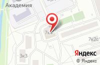Схема проезда до компании Велоника в Москве