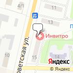 Магазин салютов Щекино- расположение пункта самовывоза