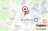 Схема проезда до компании Некоммерческое Партнерство Содействия Корпоративным Медиа в Москве
