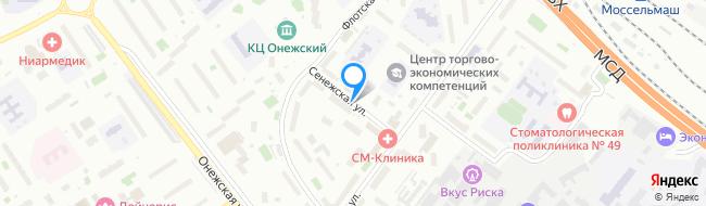 Сенежская улица