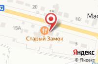 Схема проезда до компании Магазин автозапчастей в Маслово