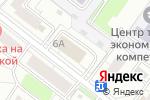 Схема проезда до компании Монастан в Москве