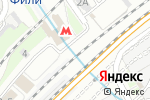 Схема проезда до компании Русские деньги в Москве