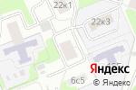 Схема проезда до компании ДжетСерт в Москве