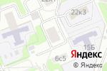 Схема проезда до компании Fashion Stroy в Москве