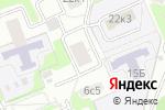 Схема проезда до компании РусМех в Москве
