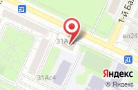 Схема проезда до компании Фактория в Москве