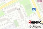 Схема проезда до компании АБ-контекст в Москве