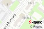 Схема проезда до компании Вселена в Москве