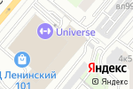 Схема проезда до компании Postulat в Москве