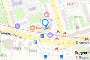 Сдается комната в Москве Хорошёвское ш., 88
