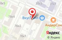 Схема проезда до компании Шиманель в Москве